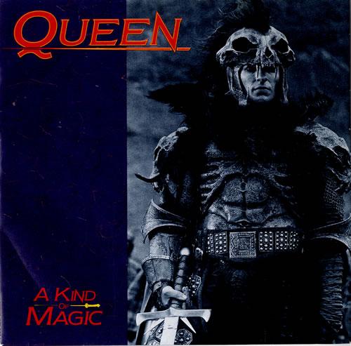 """Queen Highlander Soundtrack: Queen A Kind Of Magic + Sleeve UK 7"""" Vinyl Single (7 Inch"""