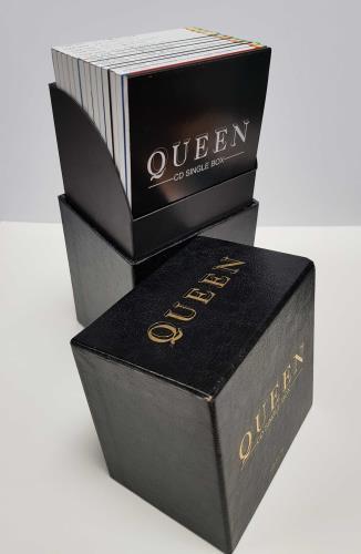 Queen Cd Single Box Japanese Box Set 2040