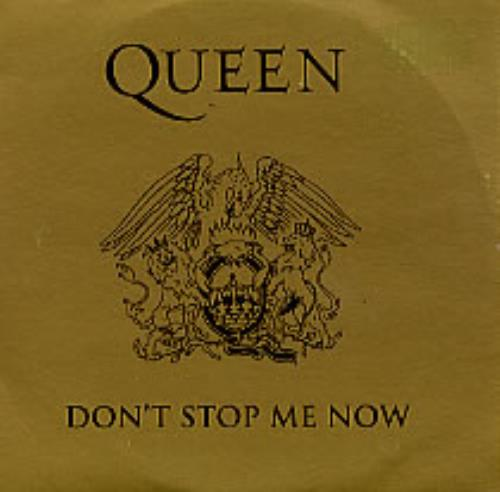 Queen Don T Stop Me Now French Cd Single Cd5 5 Quot 37261