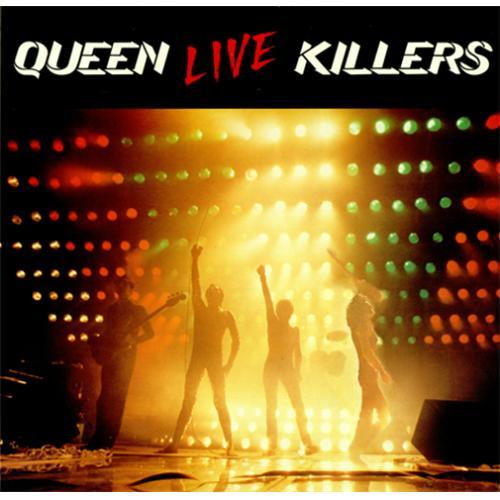 Queen Live Killers Uk 2 Lp Vinyl Record Set Double Album