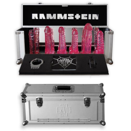rammstein liebe ist f r alle da deluxe edition uk box. Black Bedroom Furniture Sets. Home Design Ideas