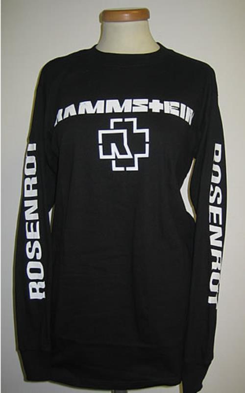 Rammstein Rosenrot Mexican Promo T Shirt 349875