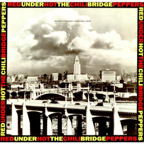 Red Hot Chili Peppers Under The Bridge Uk 12 Quot Vinyl Single