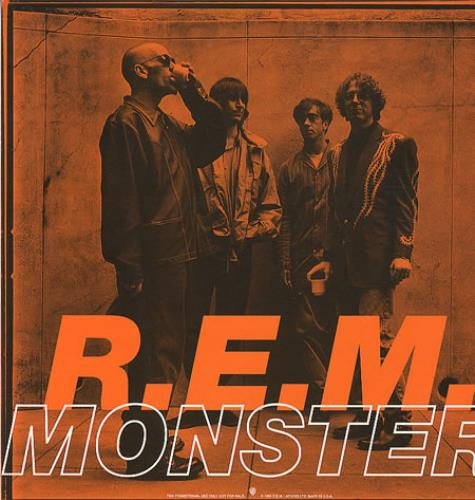 Rem Monster Us Promo Display 127023