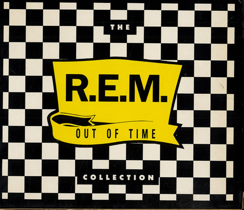 Rem Out Of Time Collection Uk Box Set 100476