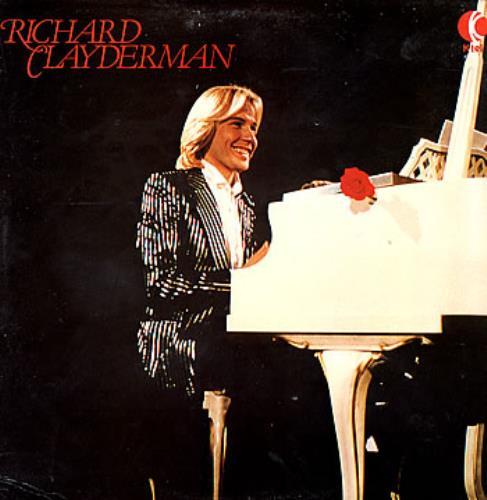 Richard Clayderman Richard Clayderman French Vinyl Lp