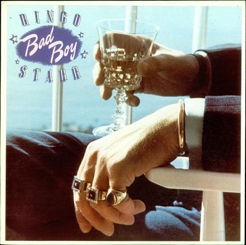 Ringo Starr Bad Boy Uk Vinyl Lp Album Lp Record 55900
