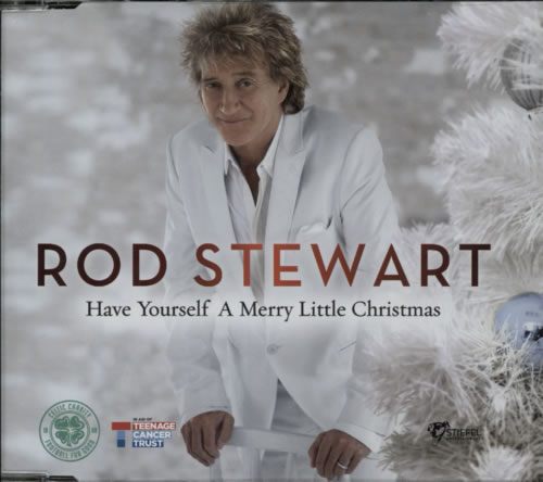 Rod Stewart Have Yourself A Merry Little Christmas UK CD single ...