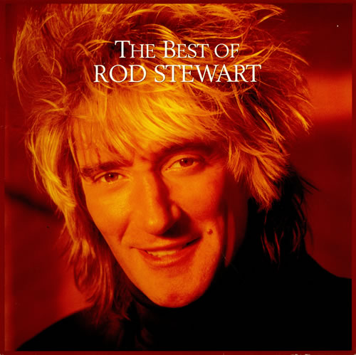 Rod Stewart The Best Of Rod Stewart Uk Vinyl Lp Album Lp