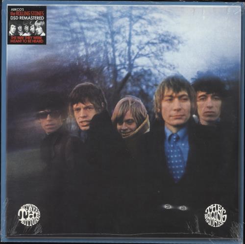 Rolling Stones Between The Buttons Sealed Uk Vinyl Lp