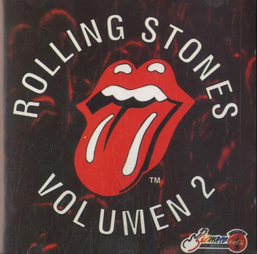 Rolling Stones Coca Cola Presenta Rolling Volumen 2