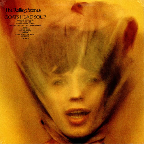 Rolling Stones Goats Head Soup Sealed Canadian Vinyl Lp