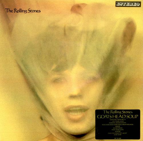 Rolling Stones Goats Head Soup Mexican Vinyl Lp Album Lp