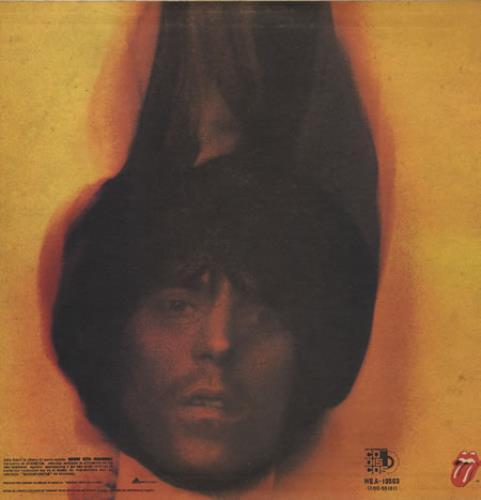 Rolling Stones Goats Head Soup Colombian Vinyl Lp Album