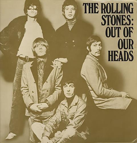 Rolling Stones Out Of Our Heads Australian Vinyl Lp Album