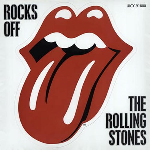 Rolling Stones Rocks Off Japanese Shm Cd 588825