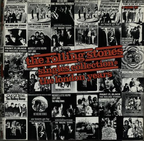 Rolling Stones Singles Collection Us Vinyl Box Set 75663