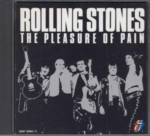 Rolling Stones The Pleasure Of Pain Japanese Promo 2 Cd