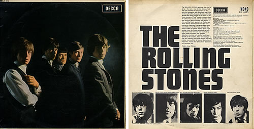 Rolling Stones The Rolling Stones 1st B Uk Vinyl Lp