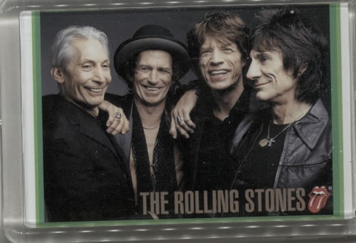 Rolling Stones The Rolling Stones Fridge Magnet Uk