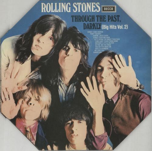 Rolling Stones Through The Past Darkly 3rd Oct Uk