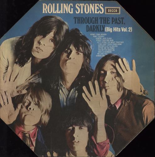 Rolling Stones Through The Past Darkly Big Hits Vol 2