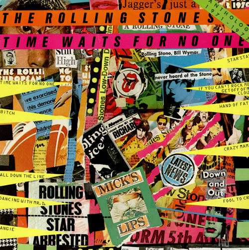 Rolling Stones Time Waits For No One Anthology 1971 1977