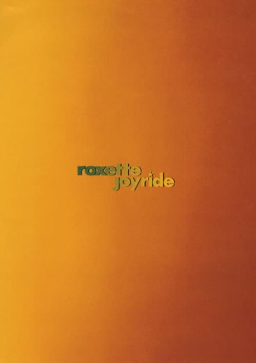 Orange Is The New Black Promo Poster Roxette Joyride Dutch ...
