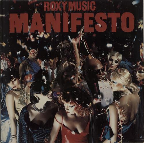 Αποτέλεσμα εικόνας για Manifesto-Roxy Music