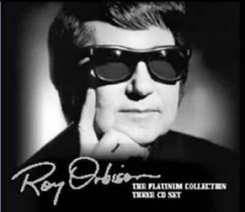 Roy Orbison The Platinum Collection Uk 3 Cd Album Set