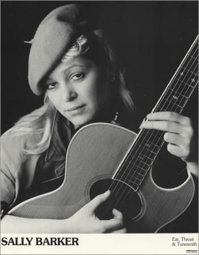 Sally Barker In The Spotlight Lp Amp Walkerprint Uk Vinyl