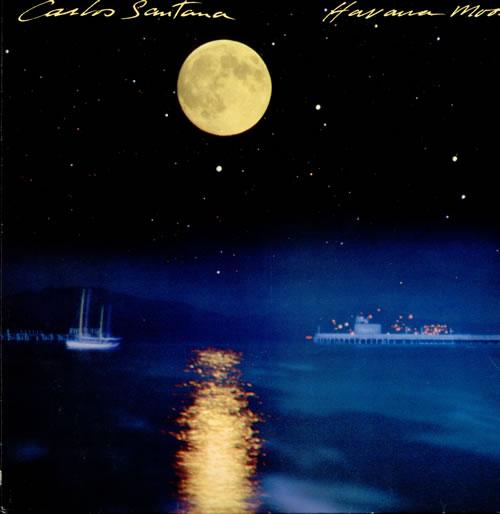 Santana Havana Moon Dutch Vinyl Lp Album Lp Record 527453