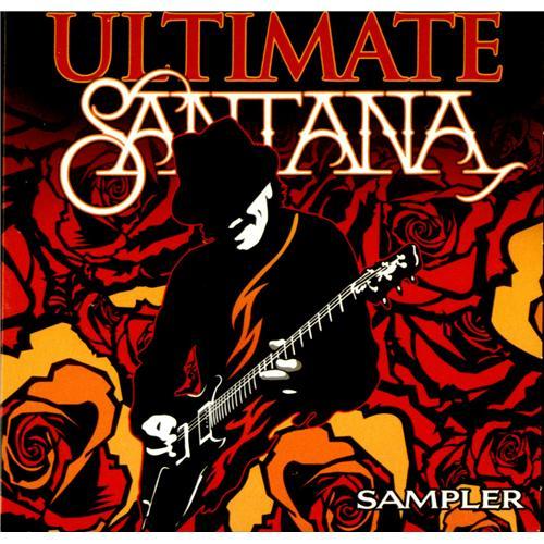 Santana The Ultimate Collection: Sampler US Promo CD Single (CD5