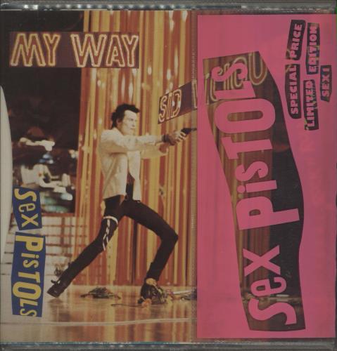 Sex pistols vinyl ebay