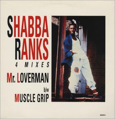 Shabba Ranks - Mr Loverman