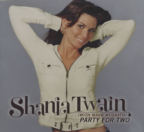 Shania Twain Party For Two Canadian Cd Single Cd5 5