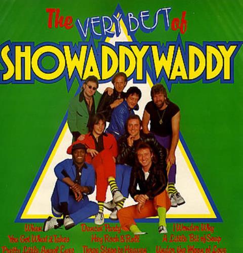 Showaddywaddy The Very Best Of Uk Vinyl Lp Album Lp