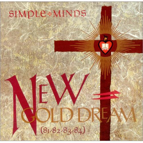 Simple Minds New Gold Dream Uk Cd Album Cdlp 223992