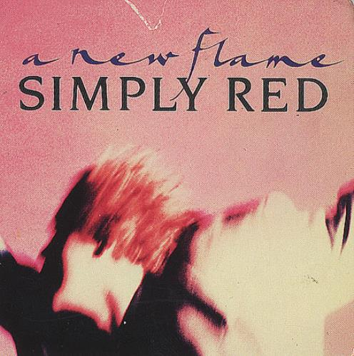 Simply red a new flame uk 3 cd single cd3 21838 for Simply singles