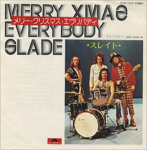 singles in slade Slade vs flush - released as a cd single in 1998: stefan rundquist, sven olson: merry xmas everybody (extended remix version) 1985: available on 12 vinyl of merry.