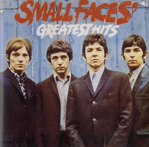 Small Faces Greatest Hits German Cd Album Cdlp 12840