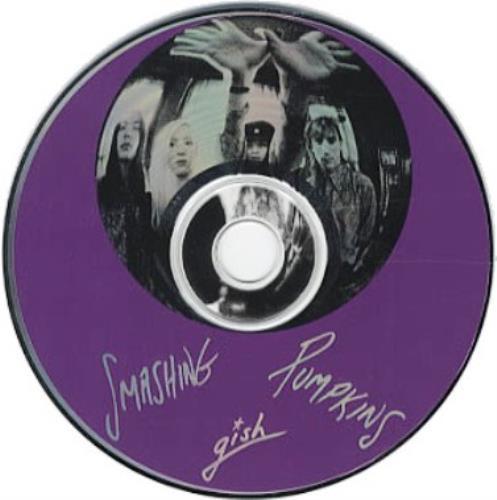 Smashing Pumpkins Gish Us Cd Album Cdlp 332069