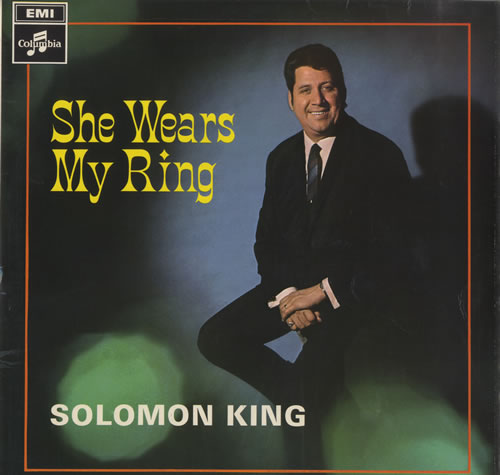 Solomon King She Wears My Ring 2 Box Uk Vinyl Lp Album