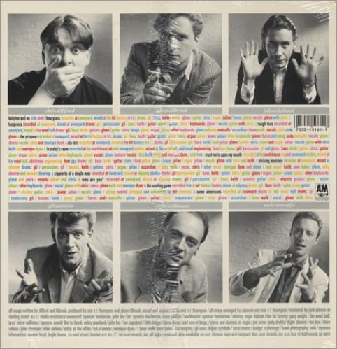 Squeeze Babylon And On Sealed Us Vinyl Lp Album Lp