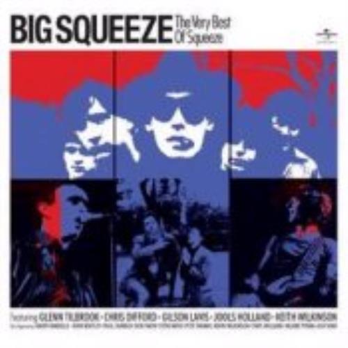 Squeeze Big Squeeze The Very Best Of Uk 2 Cd Album Set