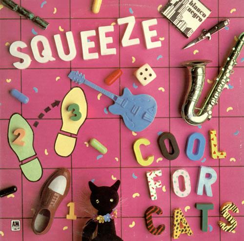 Αποτέλεσμα εικόνας για COOL FOR CATS-Squeeze vinyl cover