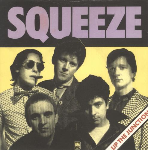 Squeeze Up The Junction Lilac Vinyl Sleeve Uk 7 Quot Vinyl