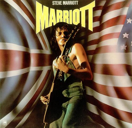 Steve Marriott Marriott Uk Vinyl Lp Album Lp Record 132744