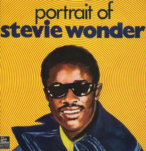 Stevie Wonder Portrait Of Stevie Wonder Dutch Vinyl Lp