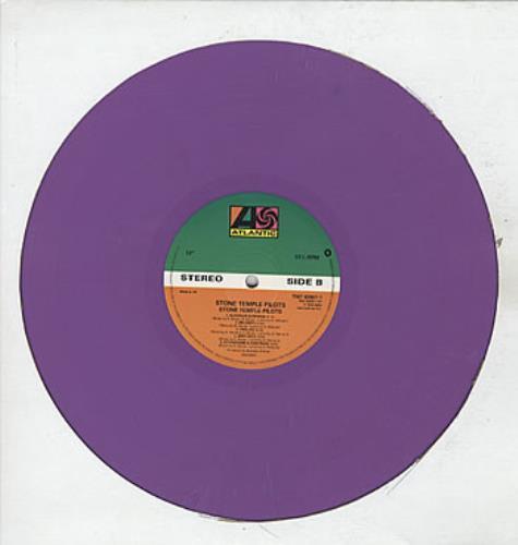 Stone Temple Pilots Stone Temple Pilots - Purple Vinyl UK ...